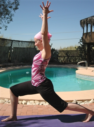 High Lunge - Side View